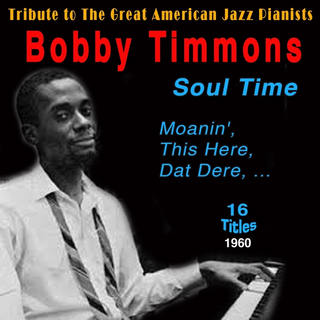 Couverture de Tribute to the Great American Jazz Pianists