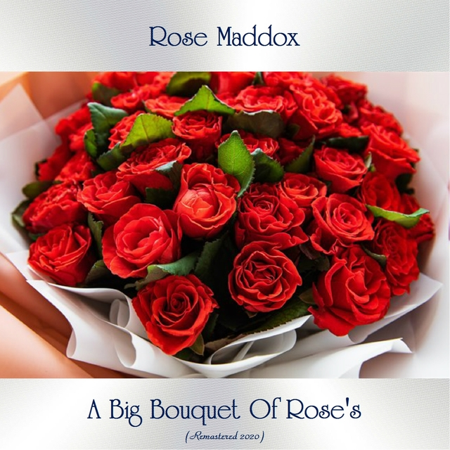A Big Bouquet Of Rose's