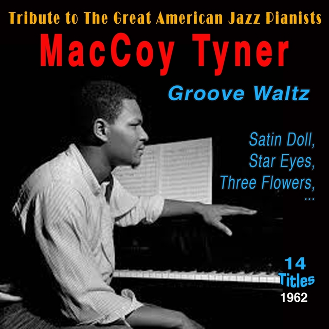 Tribute to the Great American Jazz Pianists