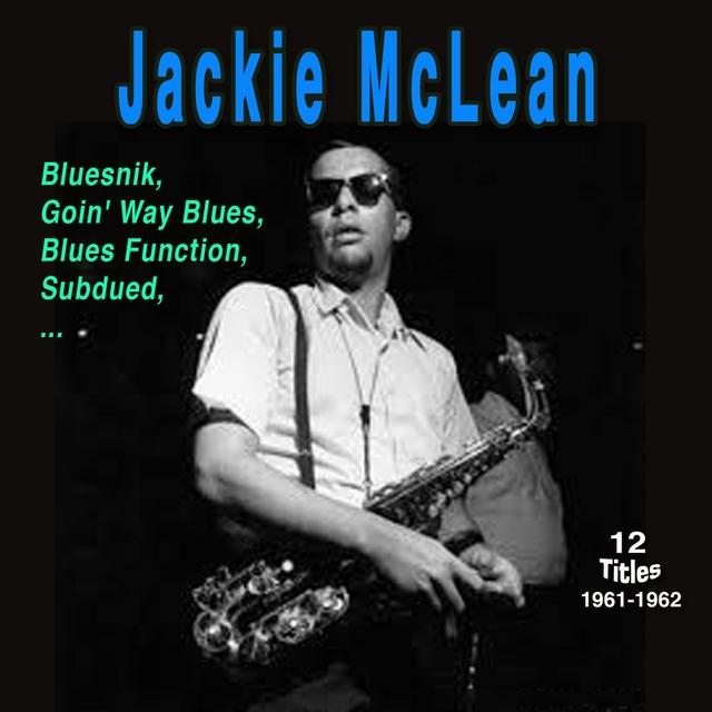 Couverture de Bluesnick