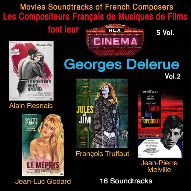 Les compositeurs français de musiques de films font leur cinéma vol..2