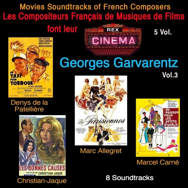 Les Compositeurs Français de Musiques de Films font leur Cinéma Vol. 3