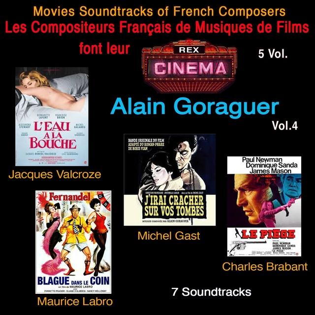 Les Compositeurs Français de Musiques de Films font leur Cinéma Vol. 4