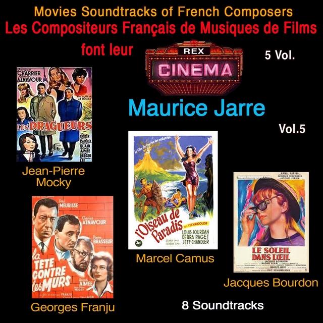 Les Compositeurs Français de Musiques de Films font leur Cinéma Vol.5