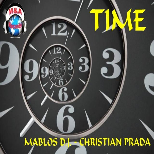 Couverture de Time