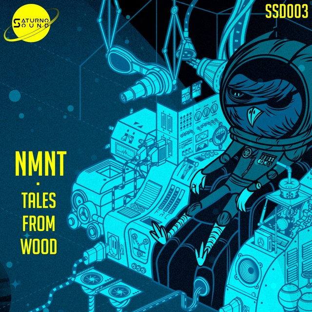 Couverture de Tales From Wood