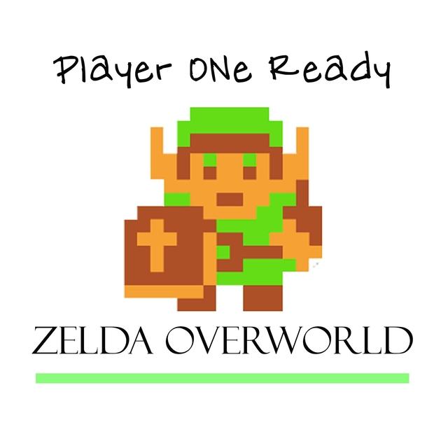 Couverture de Zelda Overworld