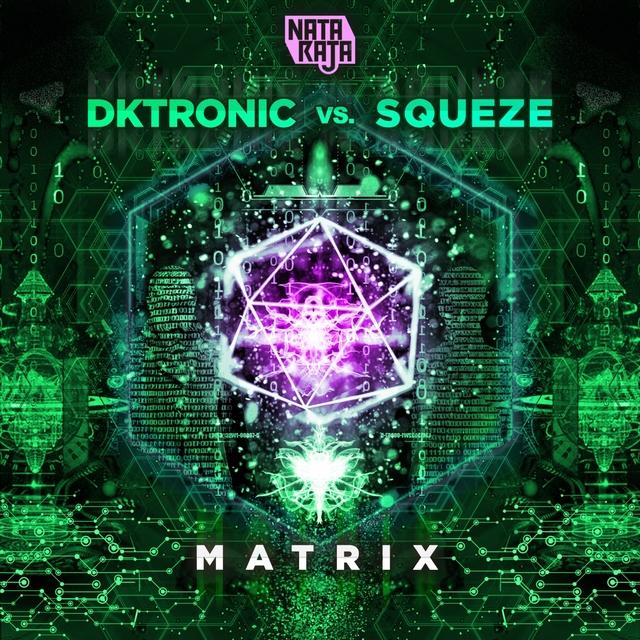Couverture de Matrix (Dktronic vs. Squeeze)