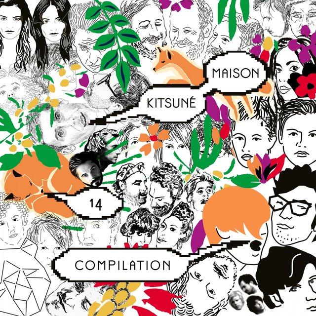Couverture de Kitsuné Maison Compilation 14: The 10th Anniversary Issue
