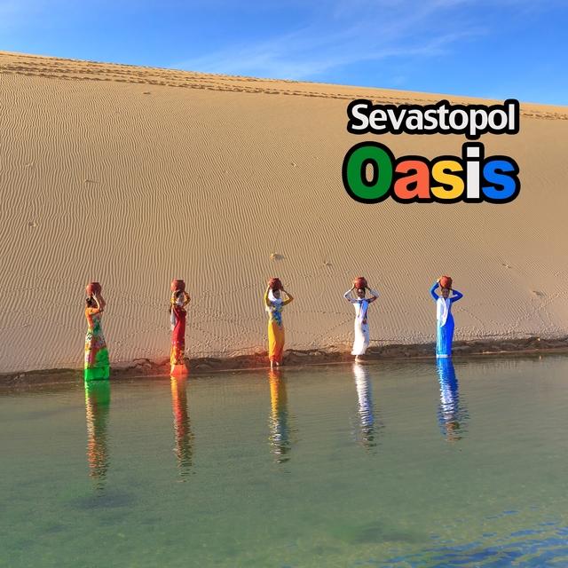 Couverture de Oasis