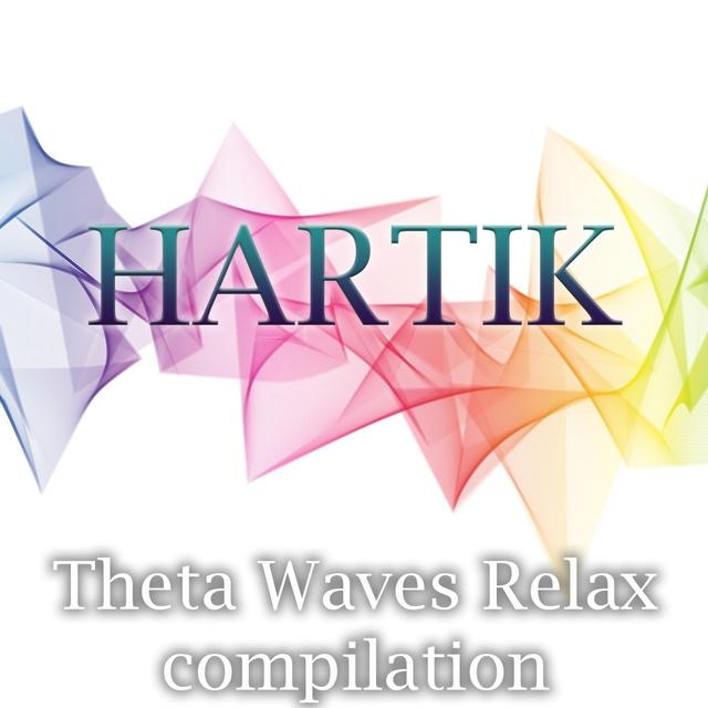 Couverture de Theta waves relax