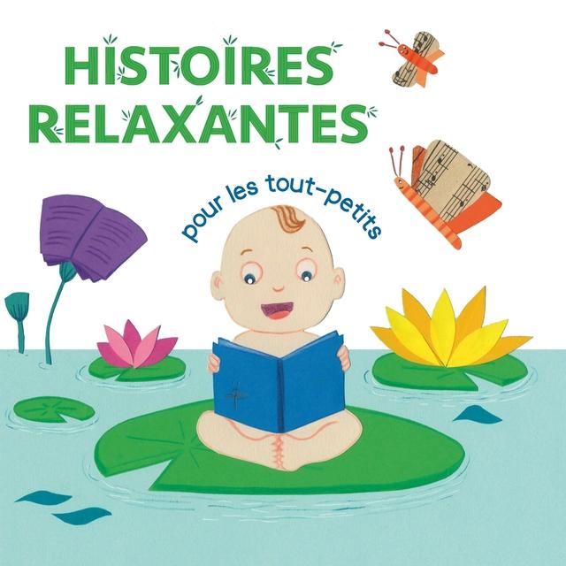 Couverture de Histoires relaxantes pour les tout petits