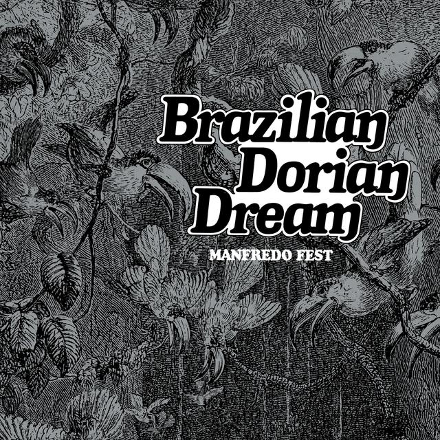 Couverture de Brazilian Dorian Dream