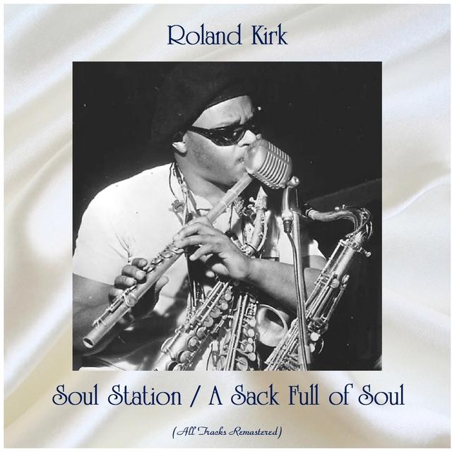 Couverture de Soul Station / A Sack Full of Soul
