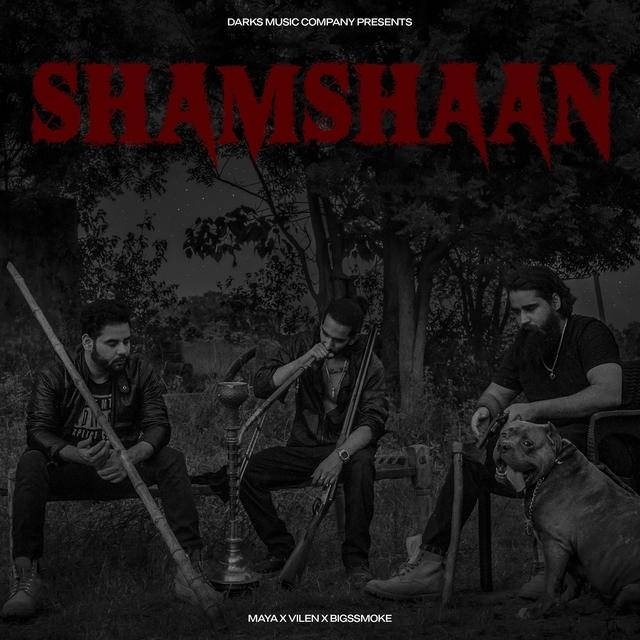 Couverture de Shamshaan