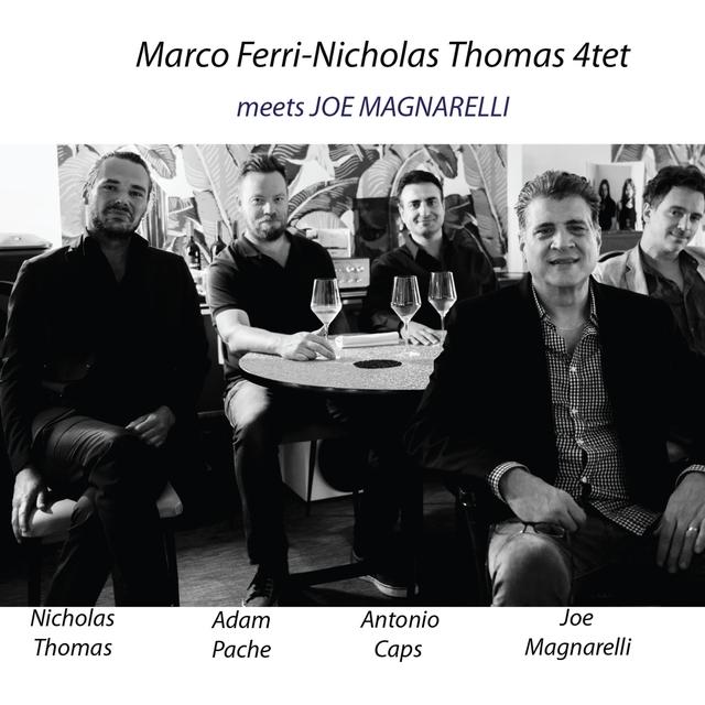 Marco Ferri - Nicholas Thomas 4TET