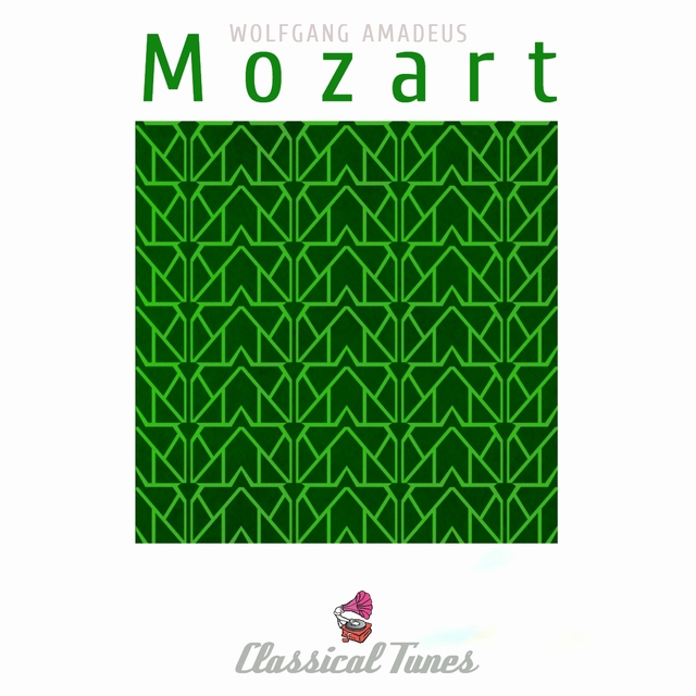 Wolfgang Amadeus Mozart Piano Collection