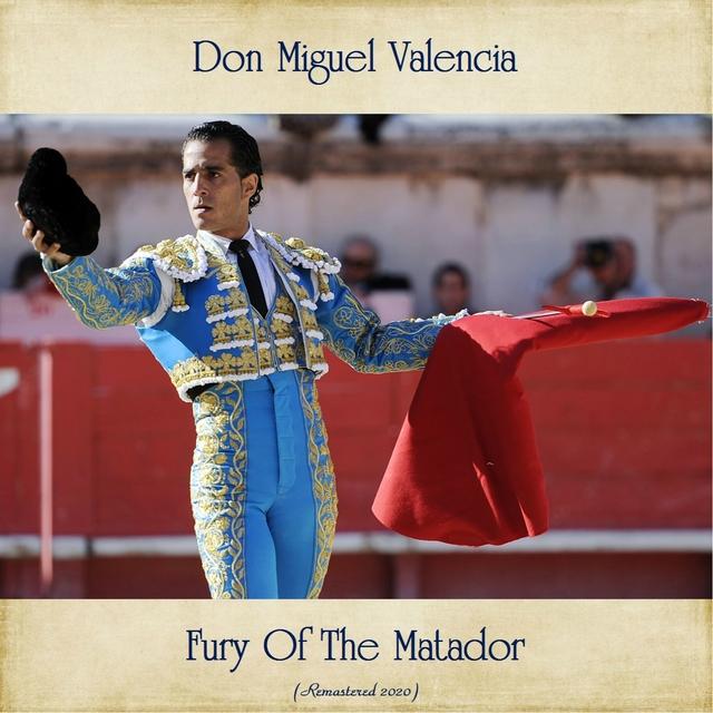 Couverture de Fury Of The Matador