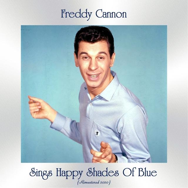 Couverture de Sings Happy Shades Of Blue