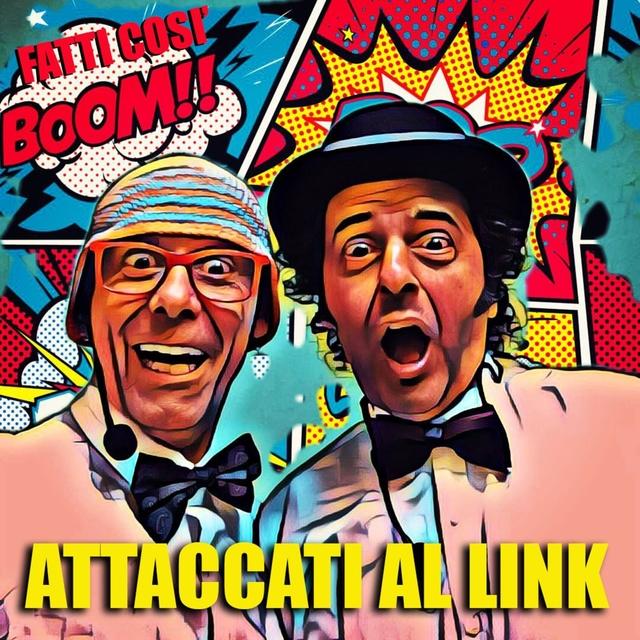Couverture de Attaccati al link