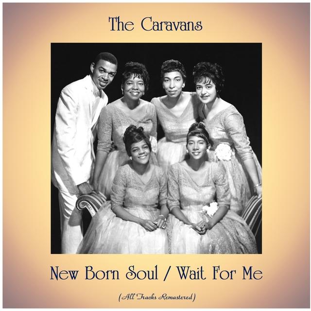 Couverture de New Born Soul / Wait For Me