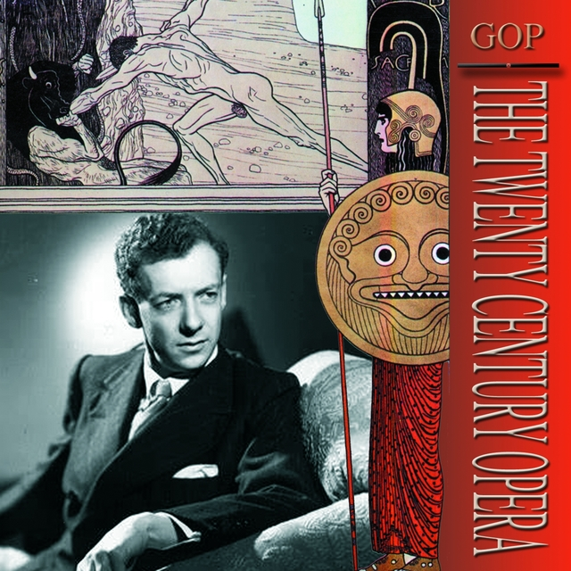 Benjamin Britten - A Ceremony of Carols Op.28 · A Boy was Born Op.3