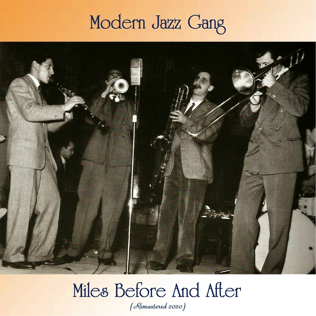 Couverture de Miles Before And After
