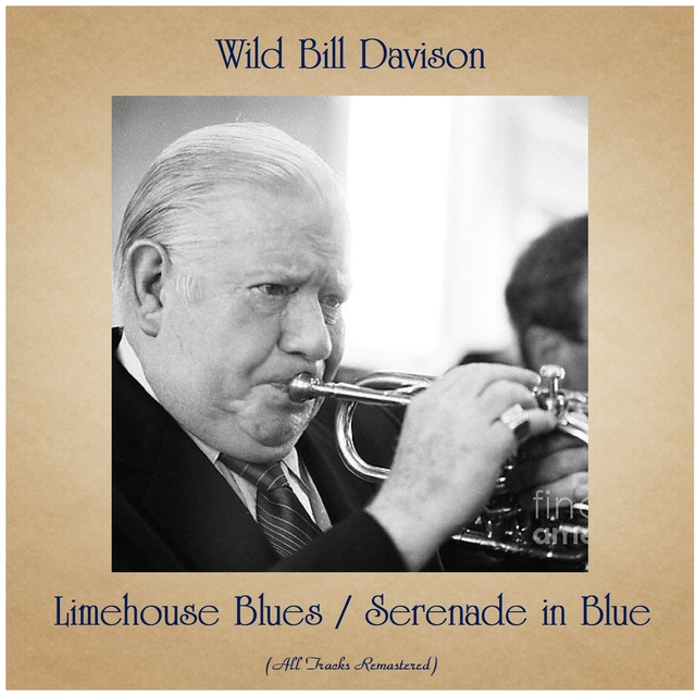 Couverture de Limehouse Blues / Serenade in Blue
