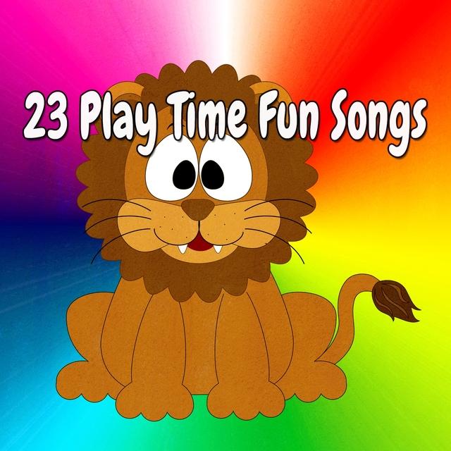 23 Play Time Fun Songs