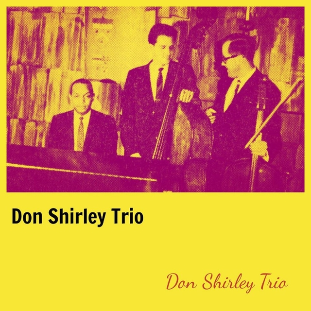Don Shirley Trio