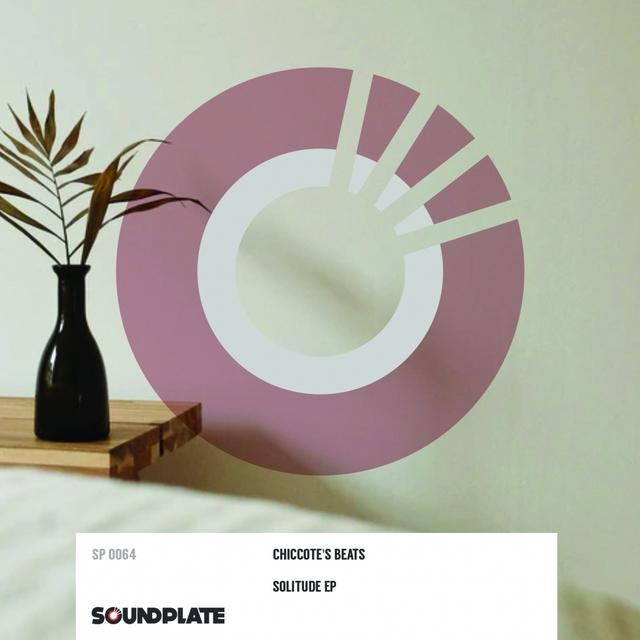 Couverture de Solitude - EP