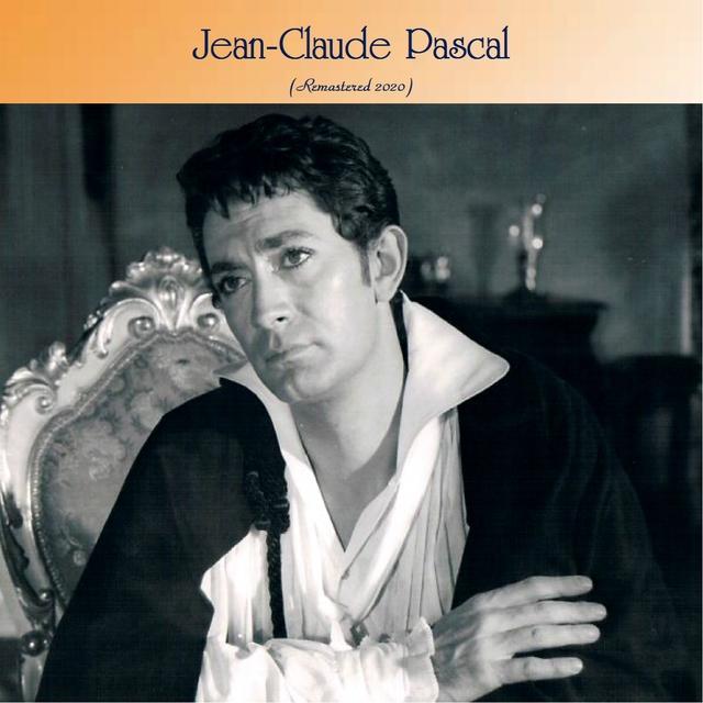 Couverture de Jean-Claude Pascal