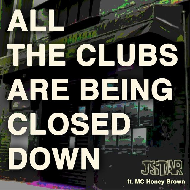 Couverture de All the Clubs
