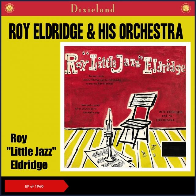 """Couverture de Roy """"Little Jazz"""" Eldridge"""