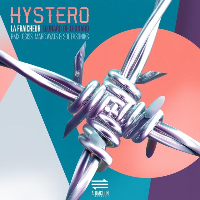 Couverture de Hystero