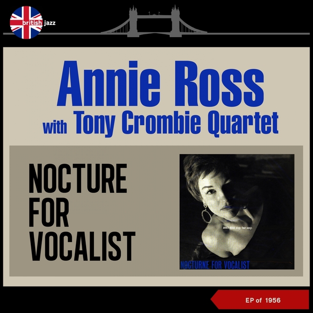 Couverture de Nocturne for Vocalist