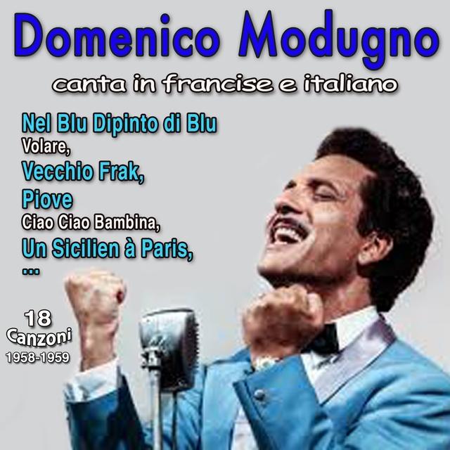 Domenicoi modugno (1958-1960)