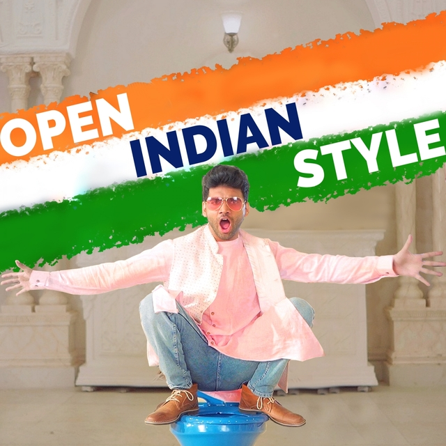 Open Indian Style