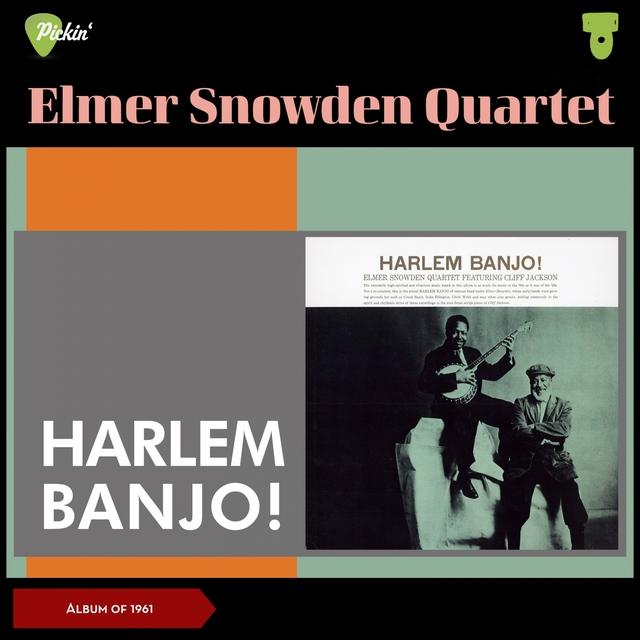 Harlem Banjo!