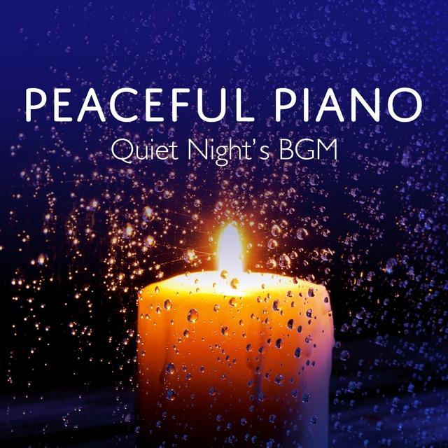 Peaceful Piano: Quiet Night's BGM