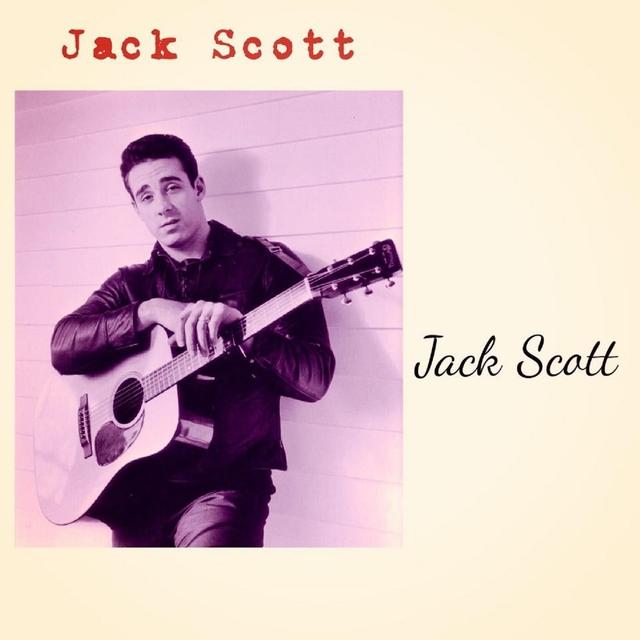 Couverture de Jack Scott