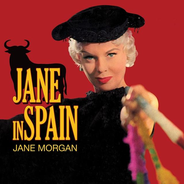 Couverture de Jane In Spain