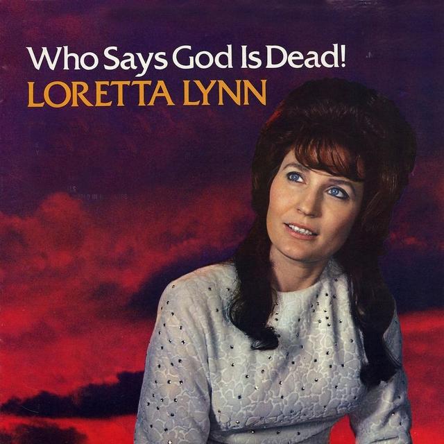 Couverture de Who Says God Is Dead