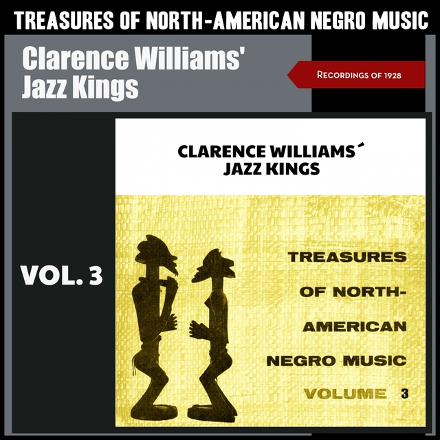 Treasures of North American Negro Music, Vol. 3
