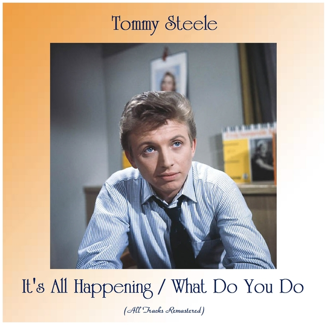 Couverture de It's All Happening / What Do You Do