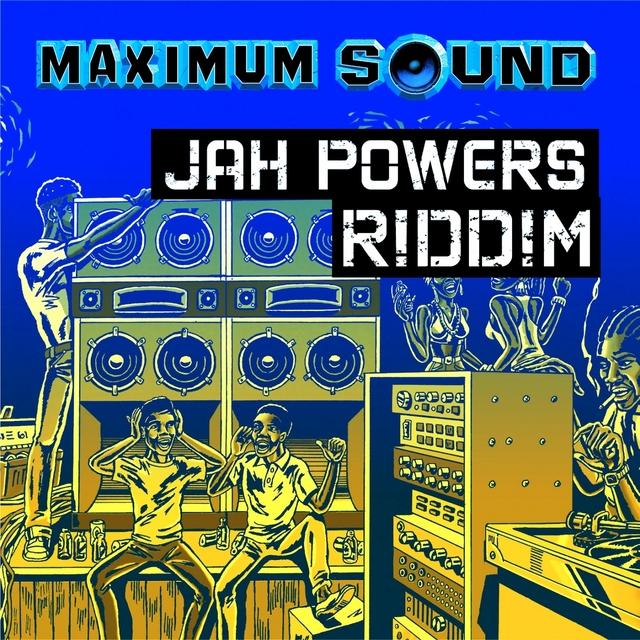 Couverture de Jah Powers Riddim