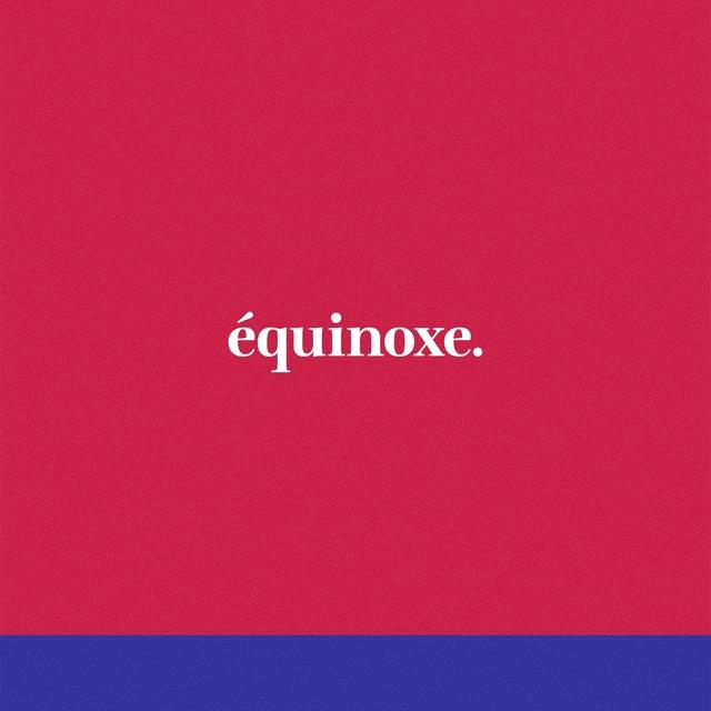 Couverture de Équinoxe.