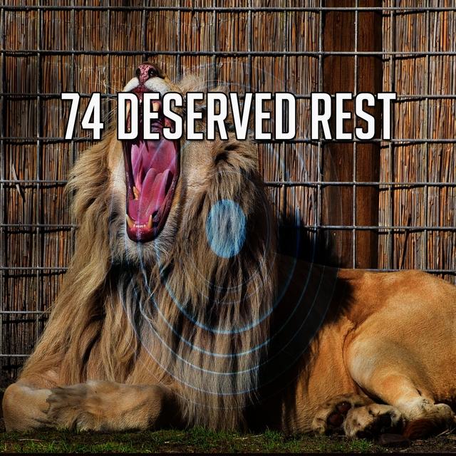 74 Deserved Rest
