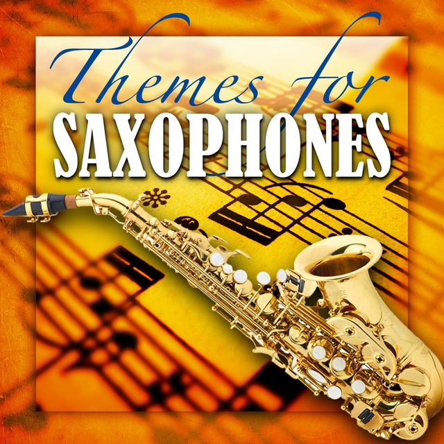 Themes for saxophones