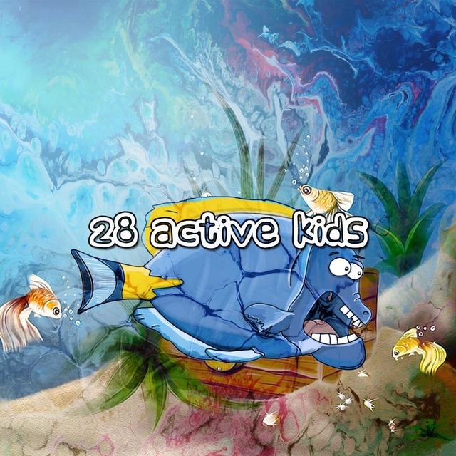 28 Active Kids